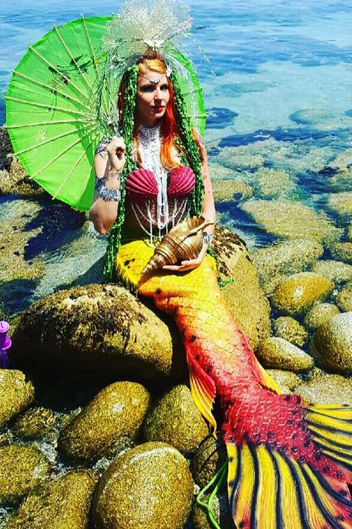 The Mermaid Atlantis - Mermaid & Aquatic Work