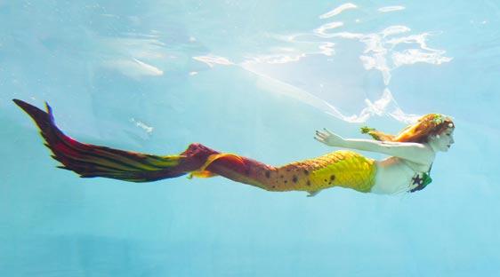 The Mermaid Atlantis