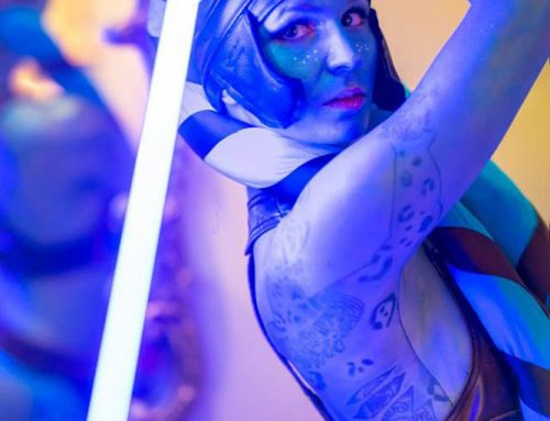 Corporate & Private Events – Star Wars Aayla