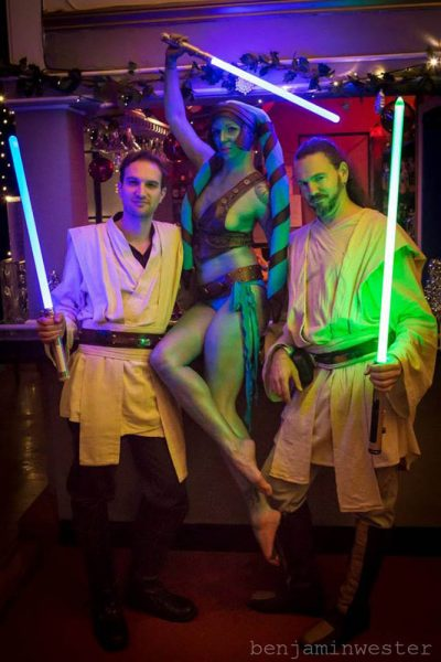 The Mermaid Atlantis - Corporate & Private Events - Star Wars