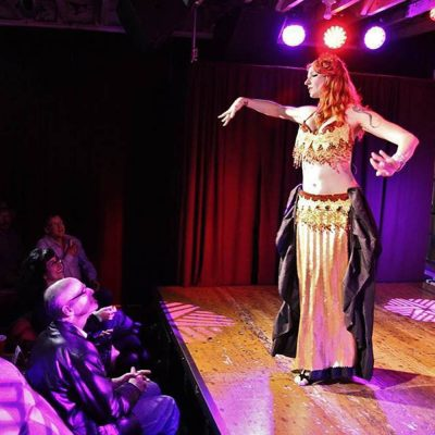 The Mermaid Atlantis - Corporate & Private Events - Belly Dance