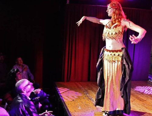 Corporate & Private Events – Belly Dance