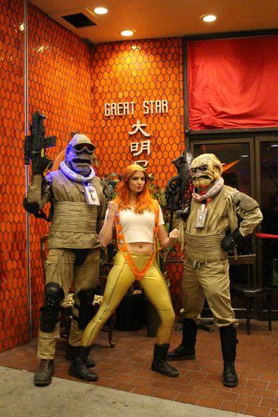 The Mermaid Atlantis - Corporate & Private Events - Fight Team