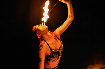 The Mermaid Atlantis - Corporate & Private Events - Fire Performance