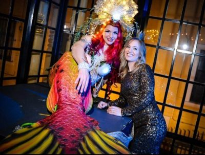 The Mermaid Atlantis - Corporate & Private Events - LED Mermaid