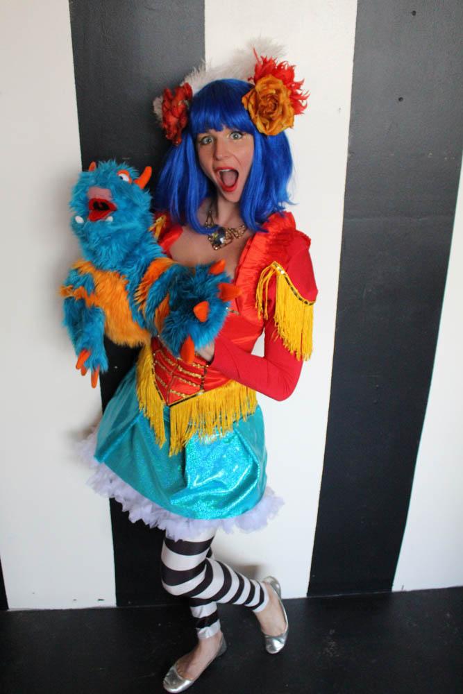 The Mermaid Atlantis - Kids Entertainment - Puppeteer