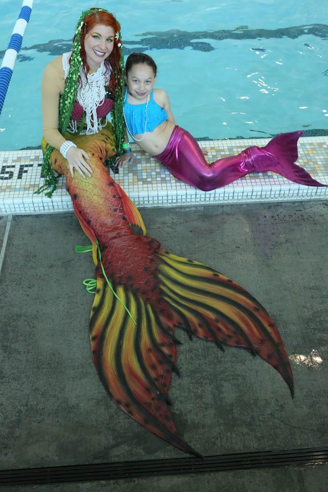 The Mermaid Atlantis - Kids Entertainment - Pool Parties