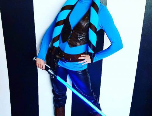 Kids Entertainment – Aayla Secura