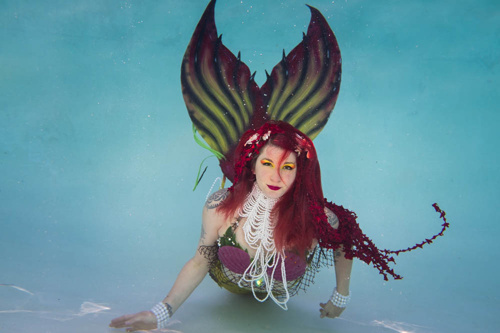 The Mermaid Atlantis - On the Floor - Photo by Eric Raeber