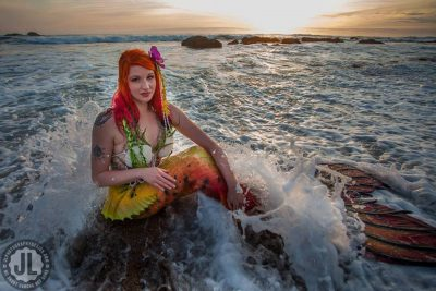 The Mermaid Atlantis - In the Surf - Photo by Lance Miller