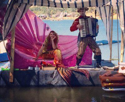 The Mermaid Atlantis at Camp Tipsy