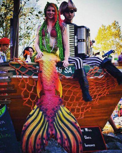 The Mermaid Atlantis - Pirate