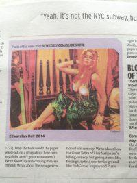 The Mermaid Atlantis - Press - SF Weekly